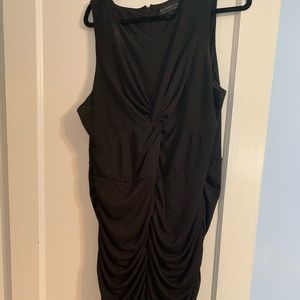 Eloquii Black cocktail dress.  Size 24. EUC